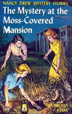 The Mystery at the Moss-Covered Mansion