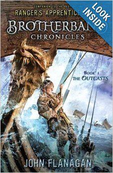 The Outcasts: Brotherband Chronicles, Book 1: John Flanagan: 9780142421949: Amazon.com: Books