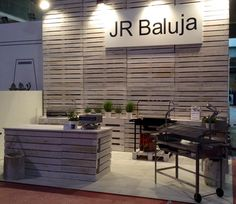 Brabcoas - Stand JR Baluja en Semana Verde 2014 www.jrbaluja.com