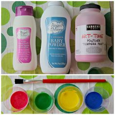 Easy face paint ingredients
