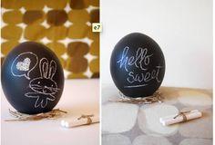 More Easter egg ideas.