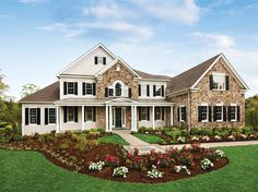 The Henley Manor at Trotters Glen by Toll Brothers, Maryland
