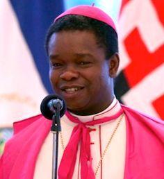 Fortunatus Nwachukwu, Capo del Protocollo della Segreteria di Stato del Vaticano, Triuggio (MB)
