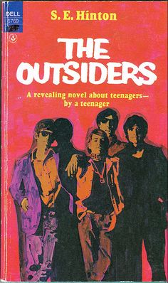 One of the defining books of my adolescence