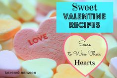 Sweet & Simple Valentine Recipes Sure to Win Their Hearts