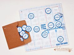 Road Trip Game Printables