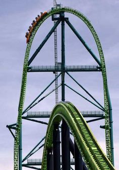 Kingda Ka! The talle
