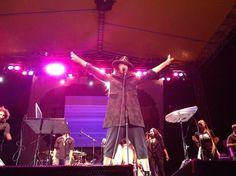 Review / photos: Erykah Badu, Fantasia deliver erratic, enigmatic performances at Funk Fest Tampa Bay
