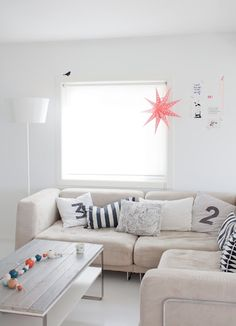 Fresh and bright - my fascination with the color white