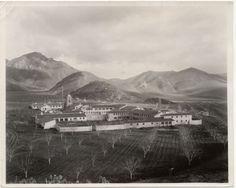 Camarillo State Hospital South Quad, circa 1940