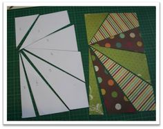 Homespun Scrapbooking: SUNBURST TUTORIAL