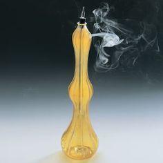 Color changing incense burnner $25