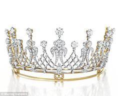 elizabeth taylor tiara.