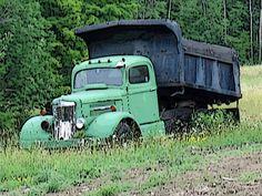 White W24 1937-53  Barry Pazan Old Time Trucks diecast kti