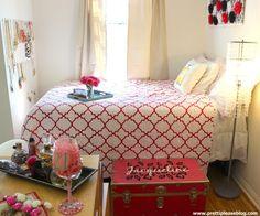 Home Decor with Pretti Please blog - College & Apartment Style