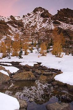 Best Fall Hikes in Washington - Ingalls Way