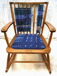 Bettyjoy wooden chairs, rocking chairs, woven chair, rock indigo, kitchen chairs, weav