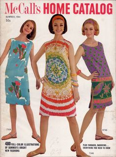 Summer 1964 McCall's Home Catalog   VintageStitches.com