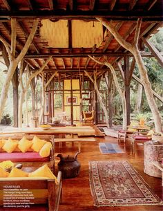 ♦ outdoor living