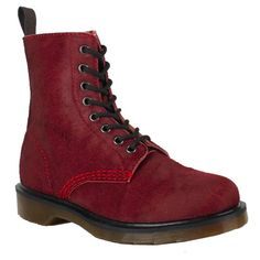 Dr. Martens Boots 1460 Burgundy Horsehair Clearance $125