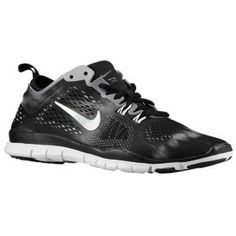 Nike Free 5.0 TR Fit 4 - Women's - Metallic Silver/White
