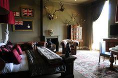 casa maluca na Inglaterra