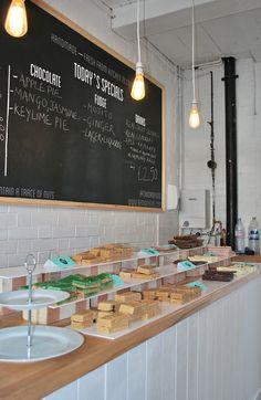 Mighty Fine Chocolate & Fudge Kitchen   London