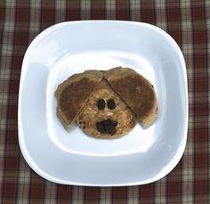 Barkin Kids Breakfast: English iMutt/iin