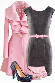 Cute, dress/jacket <3