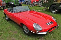 Rare 1960s English Sports Cars