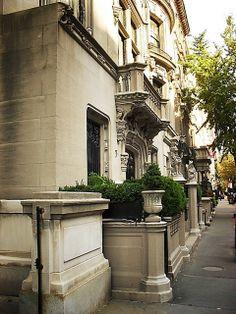 NYC. Upper East Side