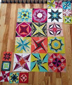 2013 Lucky Stars Blocks | Flickr - Photo Sharing!