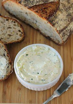 Magnolia's Cream Cheese Butter