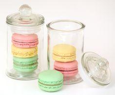 Mini Glass Apothecary Treat Jars