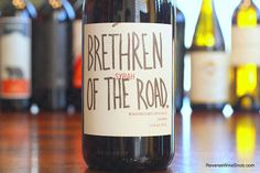 The Reverse Wine Snob: Brethren of the Road Syrah 2013 - Join the Cult of Tasty Wine. Another great pick from one of our favorite #wine clubs. Includes a special deal for readers.  http://www.reversewinesnob.com/2014/09/brethren-of-road-syrah.html #winelover