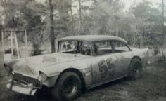 The families first dirt track car and we are still #55