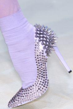Louise Goldin S/S 2010 Shoes