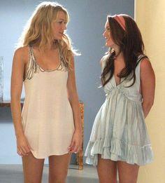 Serena and Blair <3