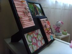 DIY Displays for Jewelry Shows