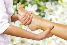 Reflexology – Treat