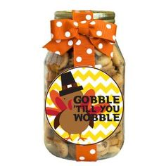 Great hostess gift for Thanksgiving!