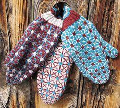 mitten patterns free