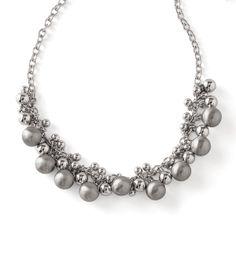 bling, statement necklaces, accessori, pearl necklaces, bubbl necklac, lia sophia, liasophia, style guides, parti
