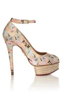 Charlotte Olympia's Cruise 2013
