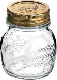 Amazon.com: Bormioli Rocco Quattro Stagioni 5 Ounce Canning Jar, Set of 12: Kitchen & Dining