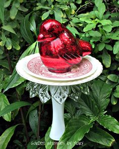 RESERVED For CINDY GILBERT Cardinal by GardenWhimsiesByMary, $30.00