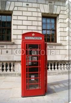Telephone London by Coradazzir  GalleryDirect
