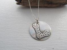 Personalized custom initial necklace  by JoDeneMoneuseJewelry