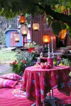 Enchanted Gypsy garden...