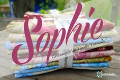 Fat Quarter Giveaway in Exchange for a Tutorial Using the Fabric